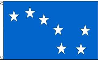 Starry Pflug hellblau Flagge - große 5 x 3' - Irisch Republikaner Irland flagsuperstore B01BJ3GM2Q  Qualifizierte Herstellung