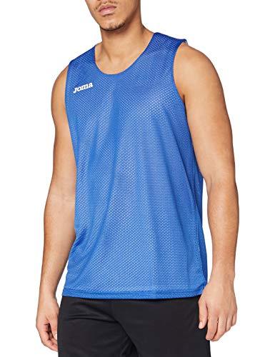 Joma Aro Basketball reversibile top Uomo, blu, M