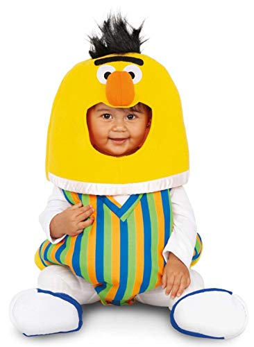 Barrio Sésamo Disfraz de Blas para bebé