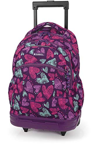 Gabol Dream - Mochila Infantil, Multicolor, 44 cm
