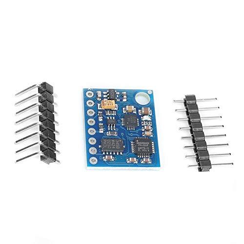 GY-85 ITG3200/ITG320 ADXL345 HMC5883L Placa de módulo de Sensor IMU 3-5V con Arduino y Raspberry Pi, Incluido Libro electrónico.