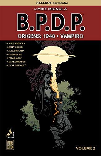 B.P.D.P. Origens volume 02: 1948-Vampiro