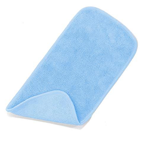 FAMKIT Paños para Quitar El Maquillaje Toalla de Limpieza Facial Reutilizable Lavable Y No Irritante Suave para La Piel Fuerte Absorción de Agua
