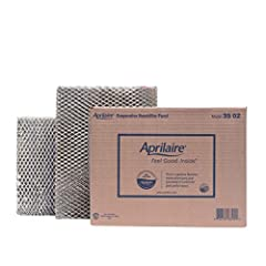 BUY WITH CONFIDENCE This genuine replacement water panel was designed and manufactured in the U.S.A. by Aprilaire – the leader in indoor air quality solutions to optimize the performance of your Aprilaire Humidifier Model: 350, 360, 560, 560A, 568, 6...