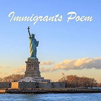 Immigrants Poem