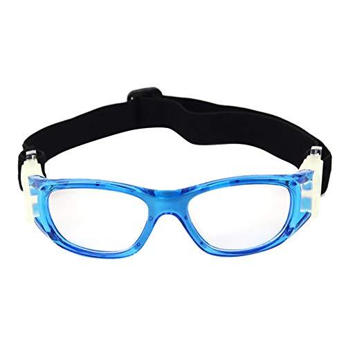 Fiaoen - Gafas de seguridad para deportes de alto impacto, fútbol, voleibol, hockey y rugby