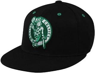 9953860f4a6a0 NBA adidas Boston Celtics Premium Blackout Fitmax  70 Fitted Hat - Black
