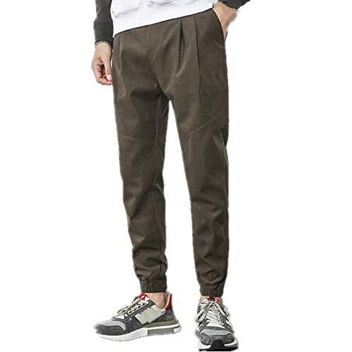 U/A Hombres Joggers Pantalones Hombres Pantalones Pantalones De Calle Pantalones De Los Hombres Pantalones De Otoño