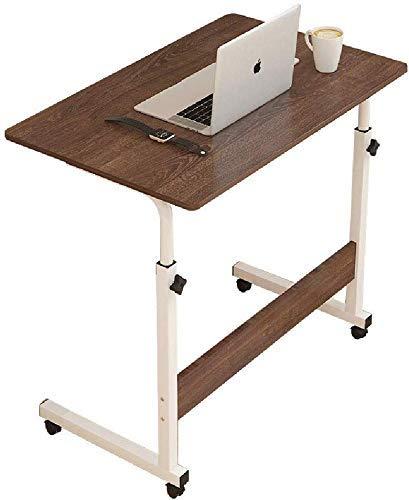 Tabla lateral ajustable Altura Permanente de escritorio ajustable sentado a de pie for escritorio de Ministerio del Interior Mesa Ordenador portátil Escritura mesa de estudio de 30 kg La carga de peso