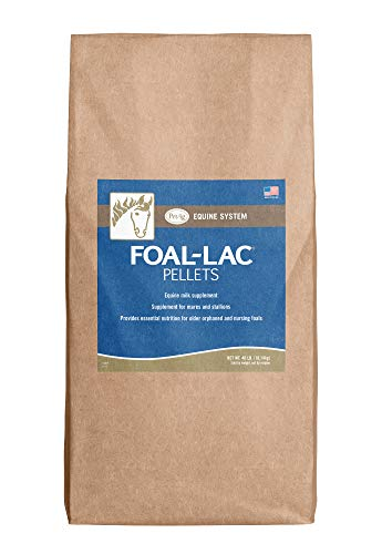 Foal-Lac Supplement Pellets, 40-Pound