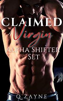 Claimed Virgin  Alpha Shifter Set
