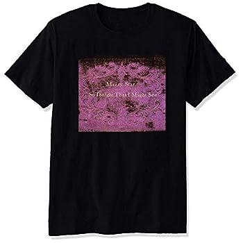 YULUYYY Men s Mazzy Star So Tonight That I Might See Fashion Relaxed T-Shirt Tee Black Medium