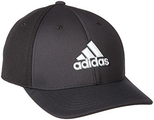 adidas Herren Tour Climacool Flexfit Cap, Black, L/XL
