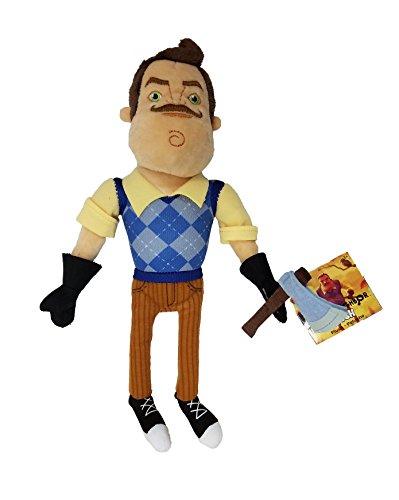U.C.C. Distributing Hello Neighbor 10' Plush Toy - Axe Neighbor with Tag