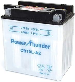 BATTERIA POWER THUNDER 12V/11AH YB10L-A2
