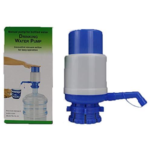 Ballylelly Mittelgefülltes Wasser Handgepresster Wasserspender Reines Wasser Manuelle Wasserpresse Wasserpumpe Tragbar Nützlich