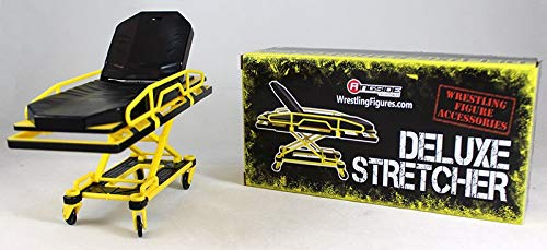 Ringside Deluxe Stretcher Collectibles Exclusive WWE Toy Wrestling Action Figure Accessory