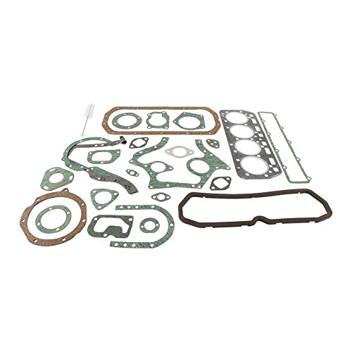Complete Tractor New 2909-5500 Gasket Set Compatible with/Replacement for Mahindra 4450, 4525, 4550, 575, 58506002787R91