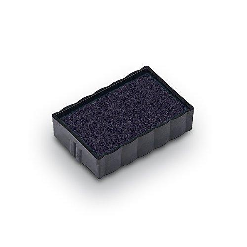 Trodat-Tamponi di ricambio per timbri 6/Trodat 4850 4850 e 4850L viola, 2 Pezzi