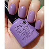 CND Shellac - Lilac Longing UV GEL COAT - NEW SWEET DREAMS SPRING (collection 2013)