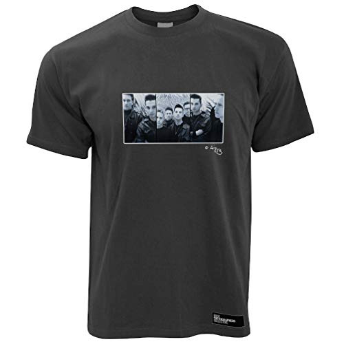 Depeche Mode, 1980's, TB Herren T-Shirt - Dunkelgrau/L