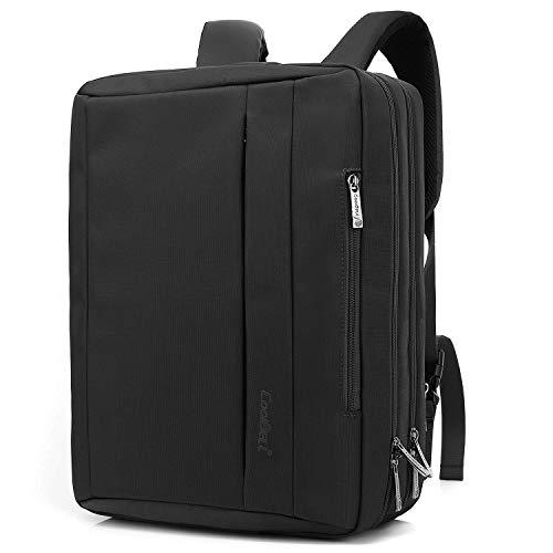 CoolBELL 15.6 Inches Convertible Laptop Messenger Bag Shoulder Bag...