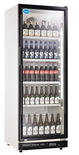 Botella Frigorífico con puerta de cristal 360 litros geträ