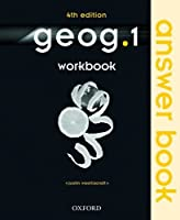 Geog.1 Workbook Answer Book by Justin Woolliscroft(2014-11-13)