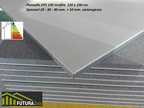 FUTURAZeta 10 platen van polystyrol, hoge dichtheid m2, 12 x gipsplaten binnenmantel