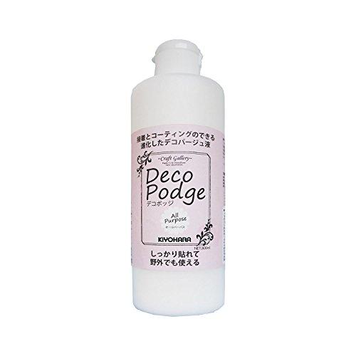 デコポッジ オールパーパスL デコパージュ液 DEP-03L 300ml