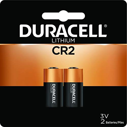 Duracell - CR2 High Power Lithium Batteries - 2 count