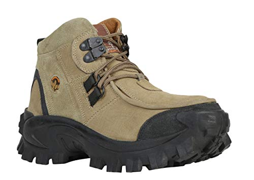 Woodland Men's Khaki Casual Boot (GB 0433107Y15)