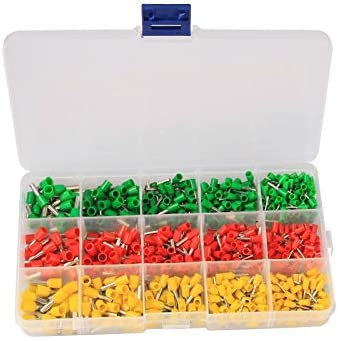 JXMY Heat Shrink kit Tube Terminals Pin Price reduction Genuine Free Shipping Cord Connector Cable End