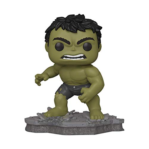 Funko Pop! Marvel 585 Avengers Assemble Hulk Deluxe Special Edition