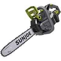 Sun Joe 100-Volt iONPRO Cordless Brushless Handheld Chain Saw
