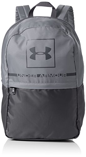Under Armour Project 5 Backpack Mochila, Unisex Adulto, Gris, Talla Única