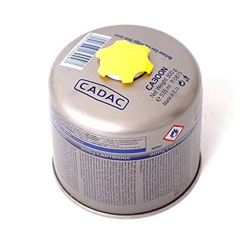 1x 300g CADAC Schraubkartusche Gaskartusche EN417 Camping Gaskocher Butan Gas