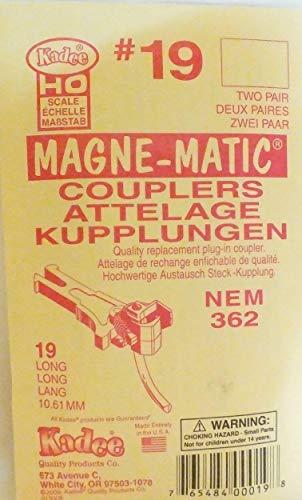 Kadee KD00019 Kurzkupplung NEM 362