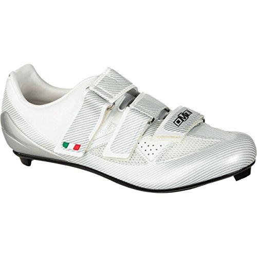 Diamant Dmt - Zapatillas dmt libra, talla 41, color blanco / plata