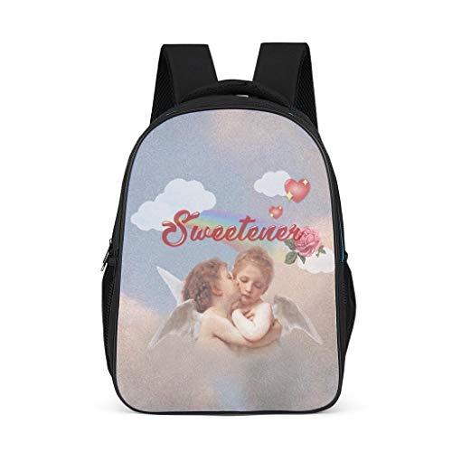 Engel Amor Fashion Children's Backpack School Book Bag Backpack for Children Adults Gift for Boys Girls