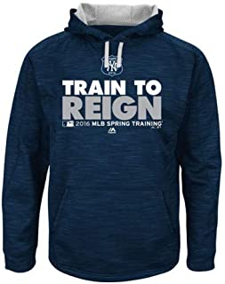 Majestic Athletic New York Yankees Hooded Sweatshirt Spring Training 2016