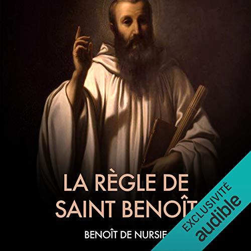 Page de couverture de La Règle de Saint Benoît