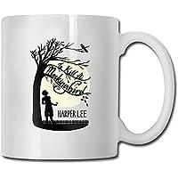 Cómo matar a un ruiseñor Taza clásica de cerámica Taza de café Taza de viaje Tazas de té