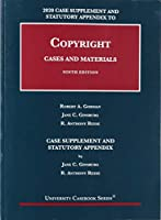 Copyright: Cases and Materials, 2020 Case Supplement and Statutory Appendix (University Casebook Series)