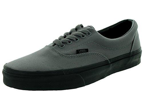 Vans Era 59 Schuhe, Unisex, Skater-Schuh, Grau - Gargoyle schwarze Sohle - Größe: 4 UK
