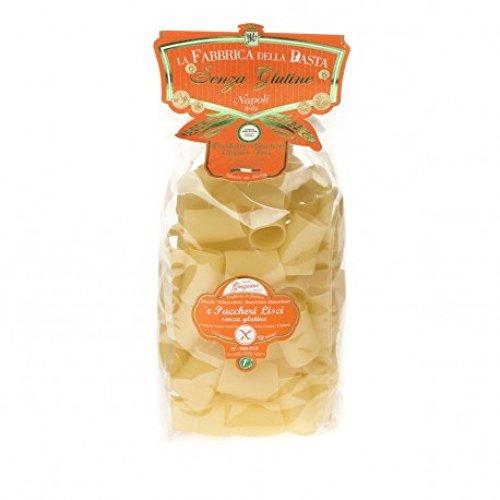 La Fabbrica Della Pasta Di Gragnano Paccheri Lisci Senza Glutine 500g