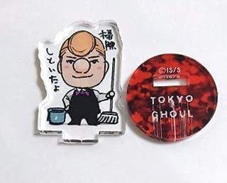 Tokyo Ghoul Acrylic Mini Stand Figure Enji Koma Sui Ishida Anime Japan F/S