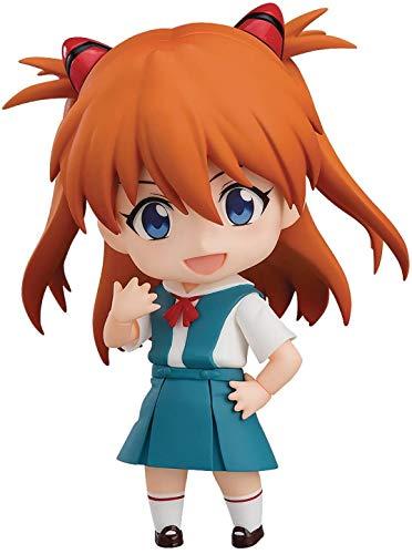 Good Smile Company Rebuild of Evangelion Nendoroid Action Figure Asuka Shikinami Langley 10 cm