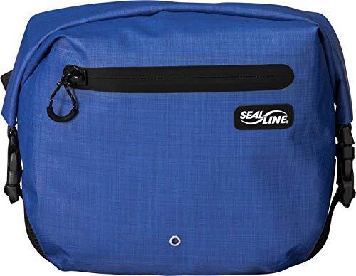 SealLine Seal Pak Waterproof Hip Pack, Heathered Blue, 4 Liter