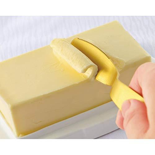 内海産業じわっととろける金のバターナイフ熱々さっくさくのパンにふわとろバターを